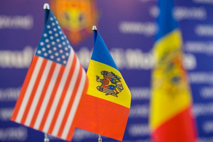Молдова и США выступают за дальнейшее развитие двусторонних отношений