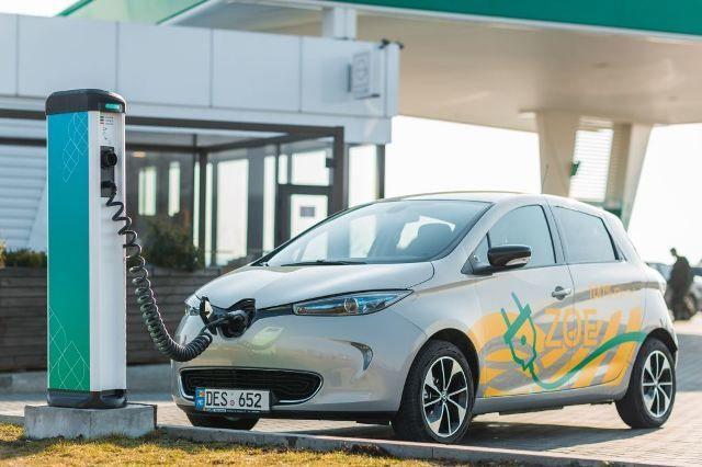 В Молдове открыта сеть зарядных станций для электромобилей