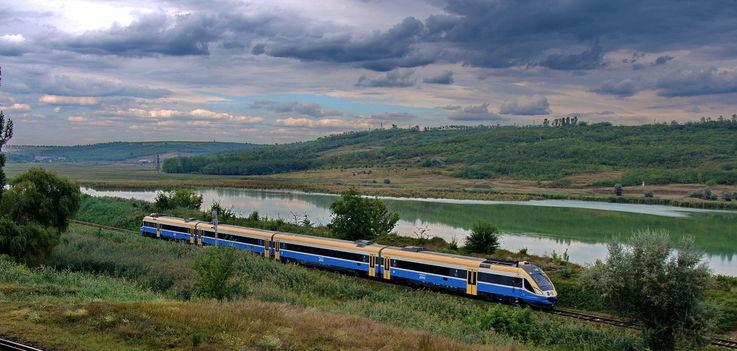 12 новых локомотивов для «Железной дороги Молдовы»