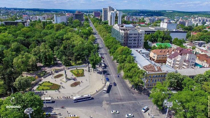 Основная экономическая сила Молдовы сосредоточена в Кишинёве