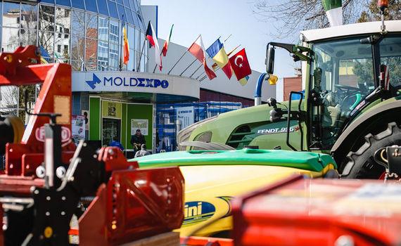 Коронавирус в Молдове: отменена выставка MOLDAGROTECH