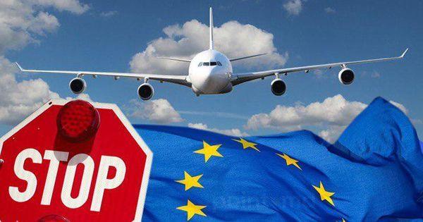 Большинству молдавских авиакомпаний запретили полёты в ЕС