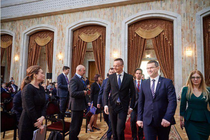 В Кишинёве состоялся Молдавско-венгерский бизнес-форум