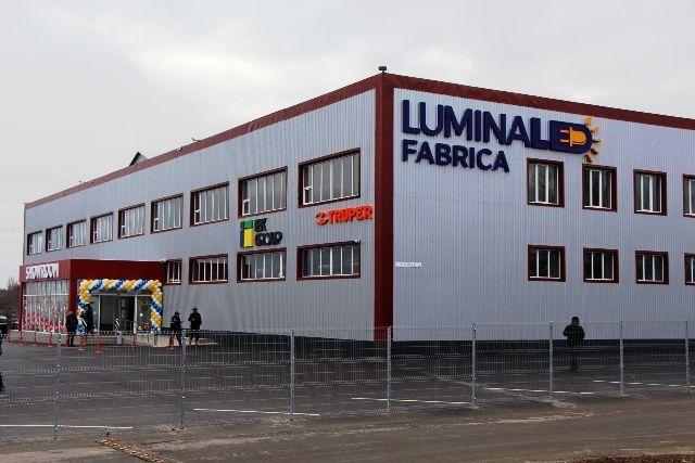 В Молдове появилось семейное предприятие по производству LED-ламп
