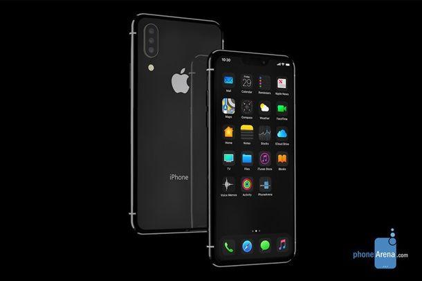 В Сеть попали рендеры iPhone 11 c iOS 13