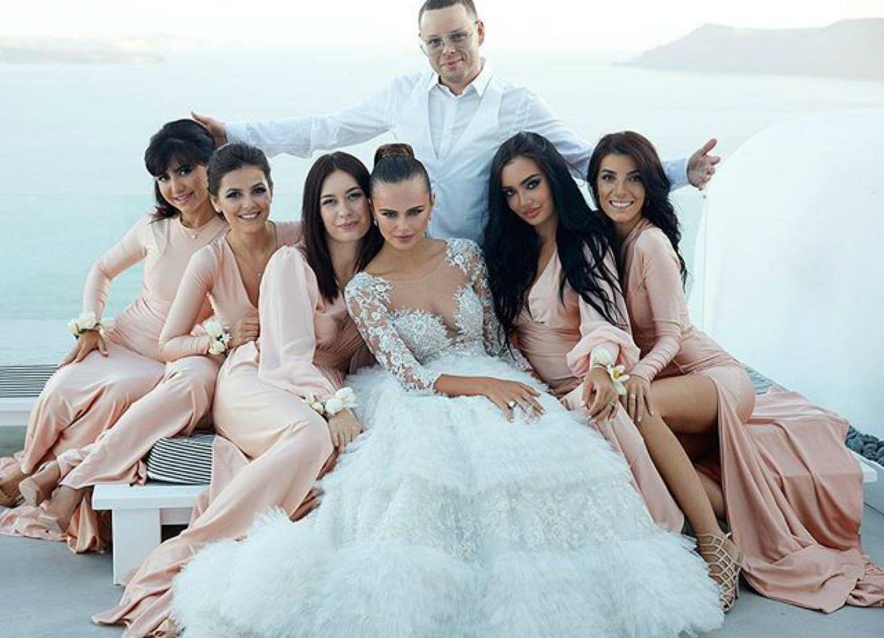 Видео задрали платье у невесты фото 57-335