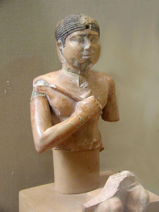 ученые, египет