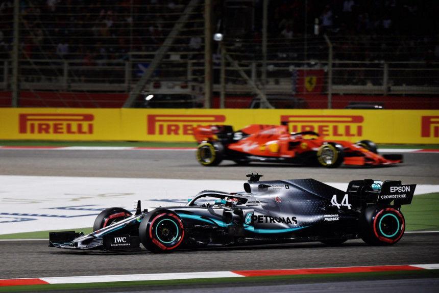 Формула 1 бахрейн