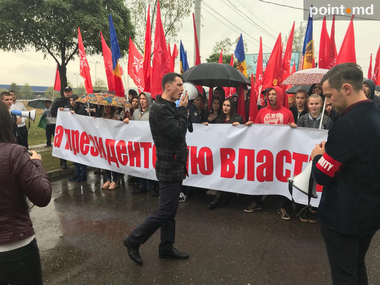 Социалисты проведут повсей стране массовые акции вподдержку инициатив президента