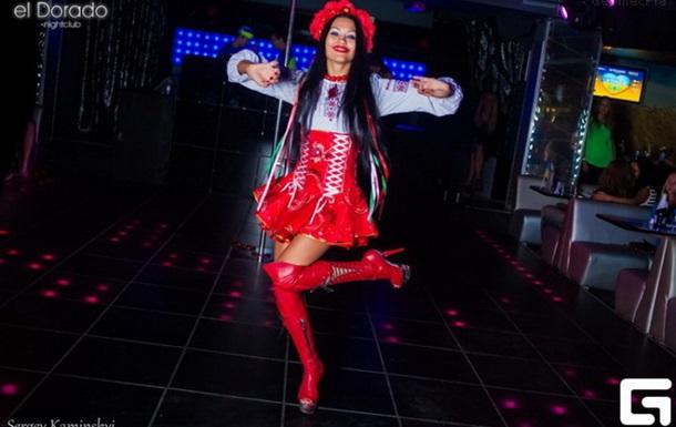 фото брюнеток в клубах из украины
