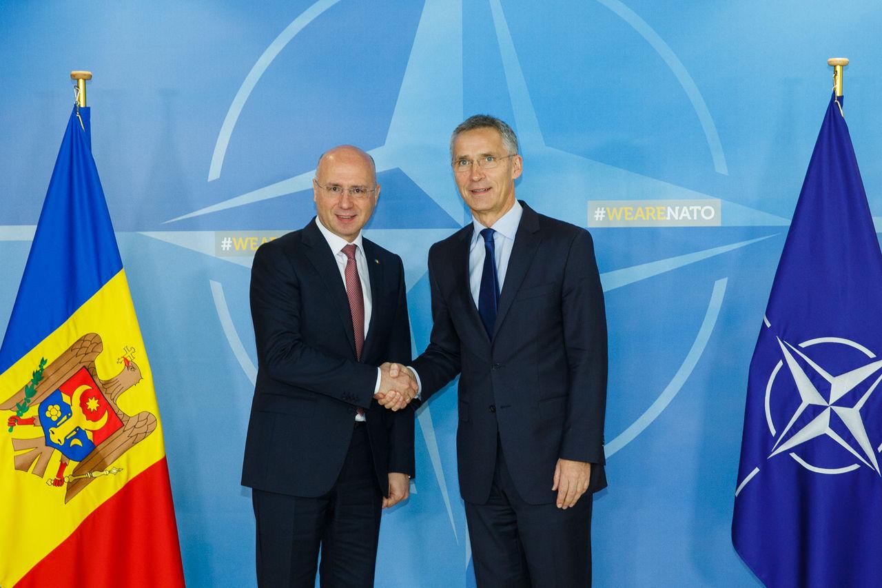 НАТО откроет представительство вМолдавии