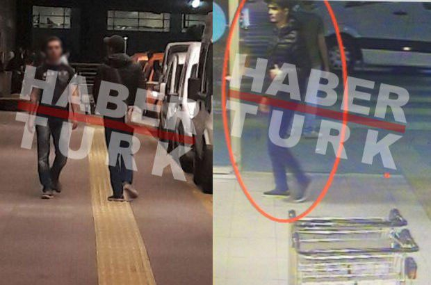 Опубликовано фото возможного террориста из аэропорта Стамбула