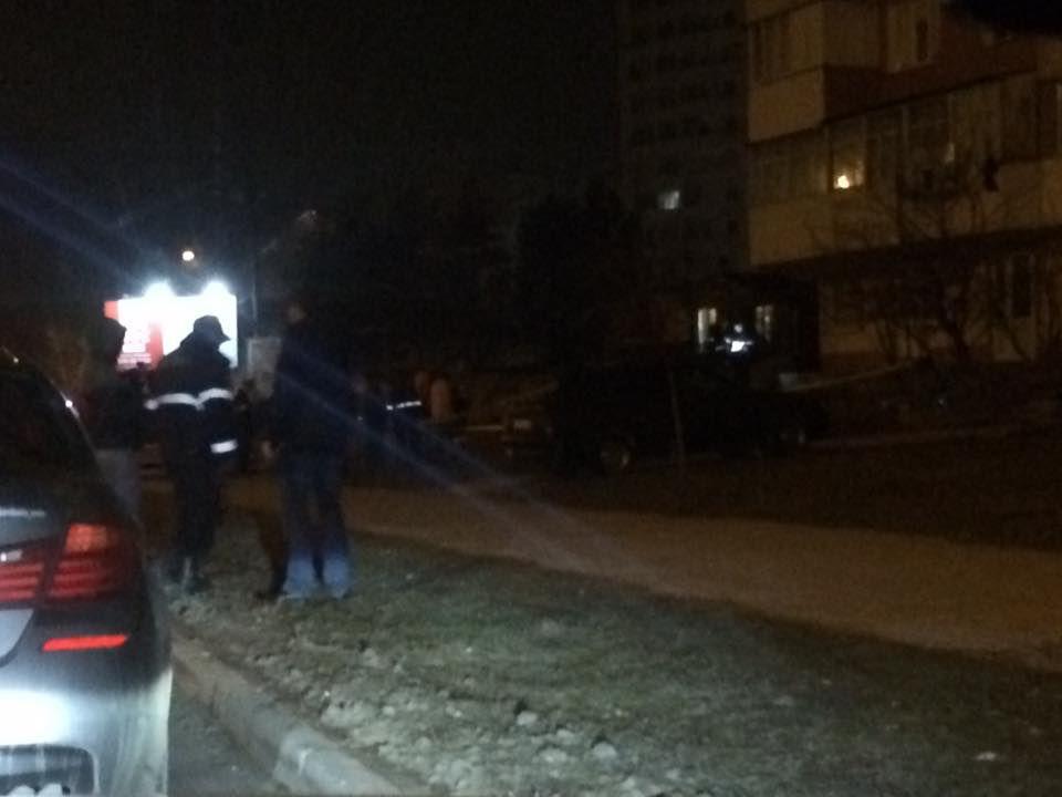 В Кишиневе подростки спрыгнули с крыши многоэтажки