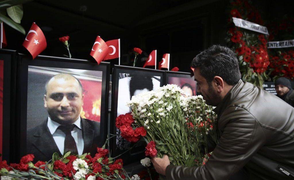 Виновного в теракте в турецком ночном клубе приговорили к 1368 годам тюрьмы