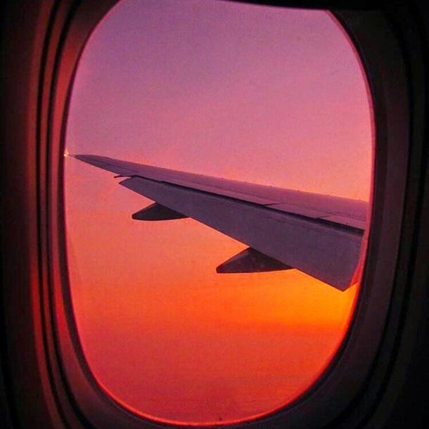 земля, фото из самолета
