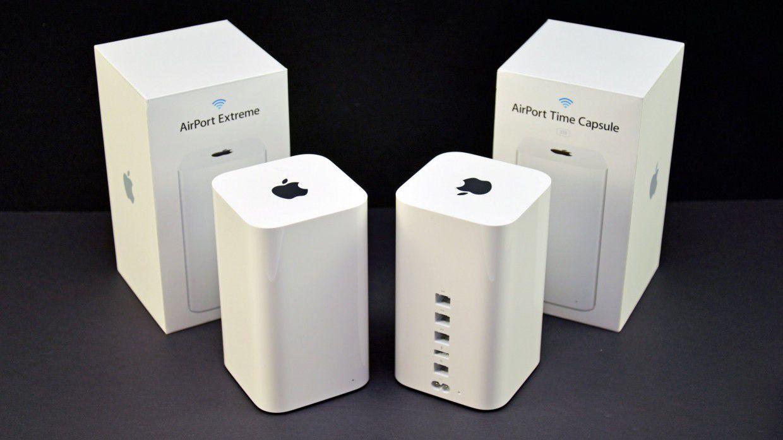 Apple официально прекратила производство WiFi-роутеров AirPort