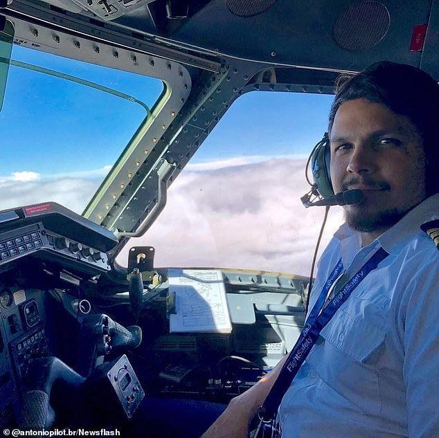 Пилот сумел выжить после крушения самолета и больше месяца скитался по джунглям Амазонки (ВИДЕО)