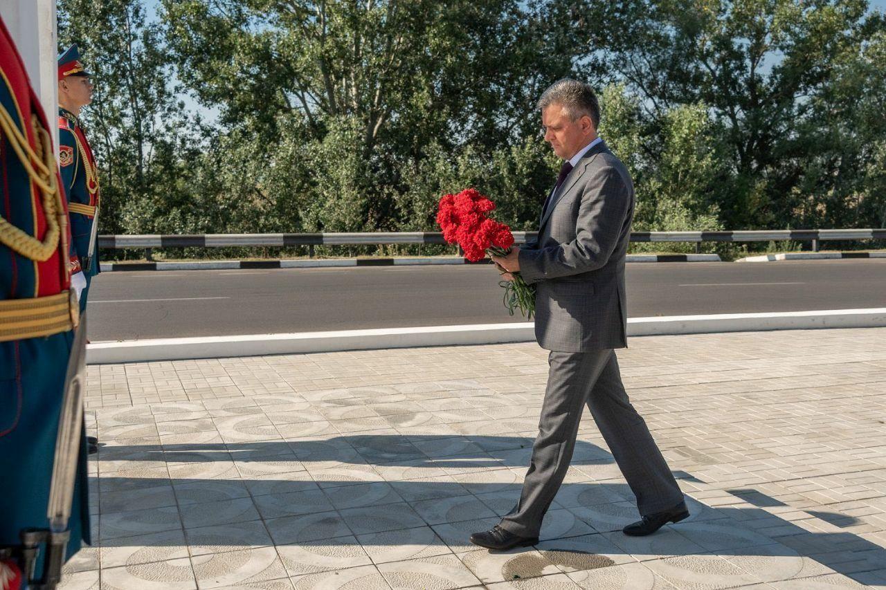 В Приднестровье отметили 28-летие миротворческой операции