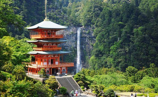 япония, красоты