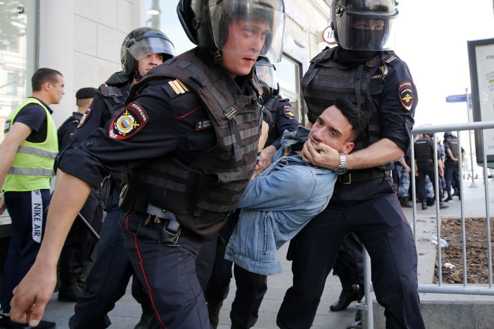 Image result for москва митинг 27 июля 2019