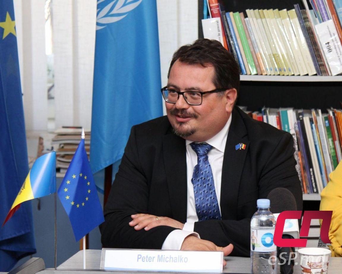 Михалко: Повторение отмывания денег в Молдове было бы катастрофическим