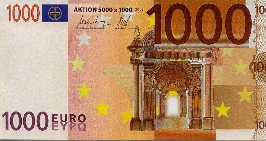 Come vincere 1000 euro