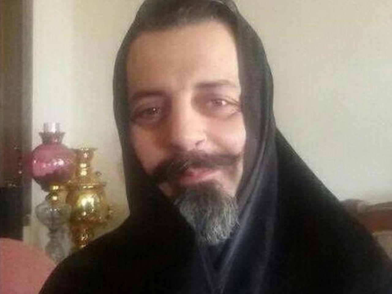 Иранские мужчины носят хиджабы ради солидарности с женщинами