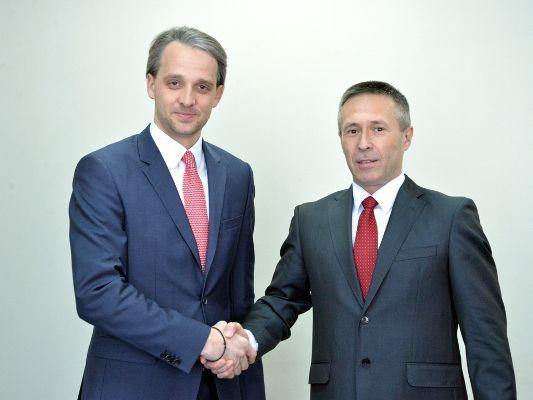 В минобороны обсудили расширение военного партнерства Молдовы и Словакии