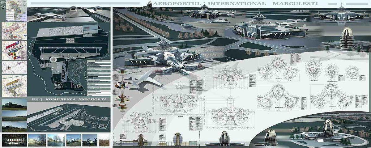 В Молдове могут открыть еще один аэропорт