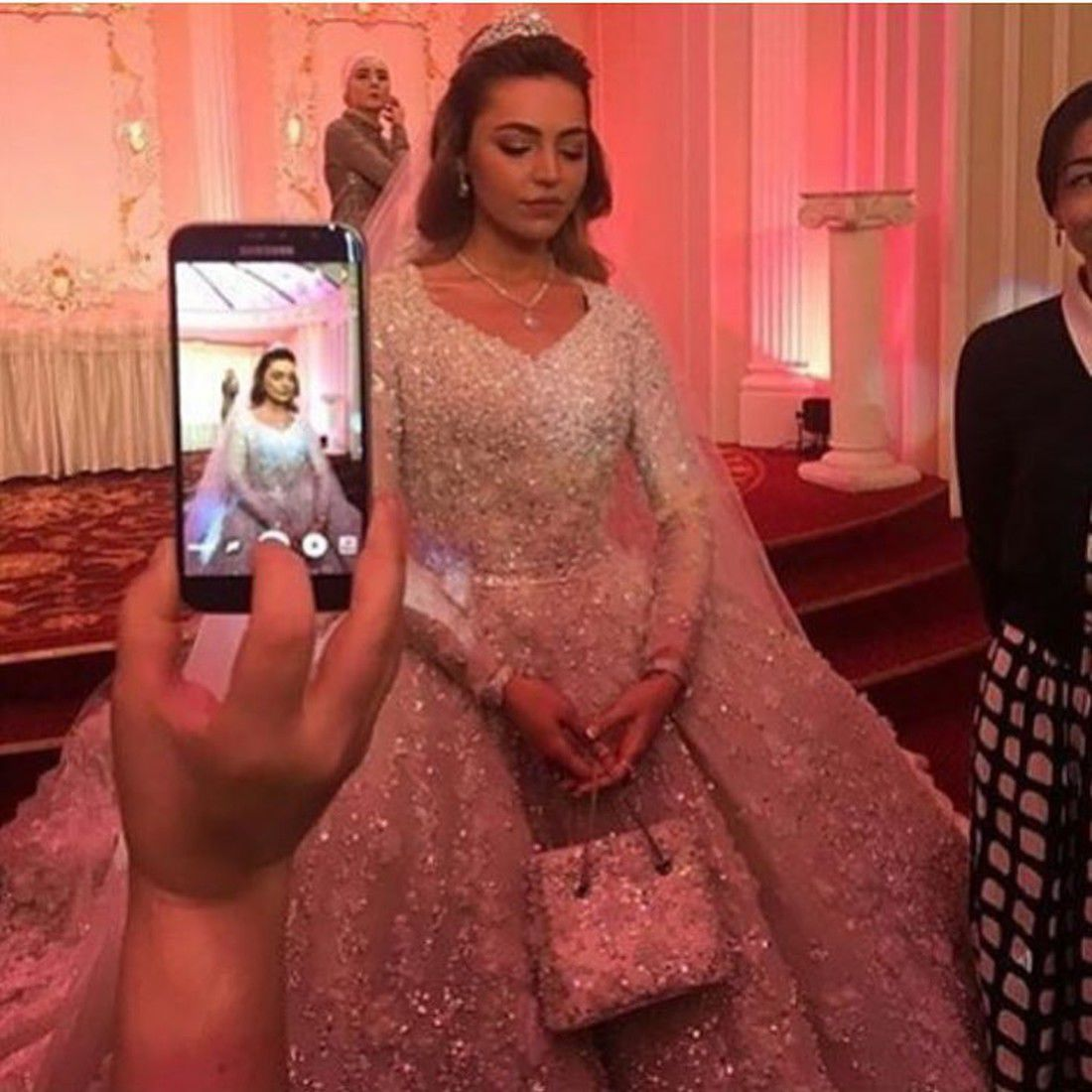 если фото ресторана со свадьбы гуцериева конечно