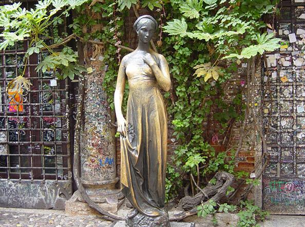 статуя, веронa