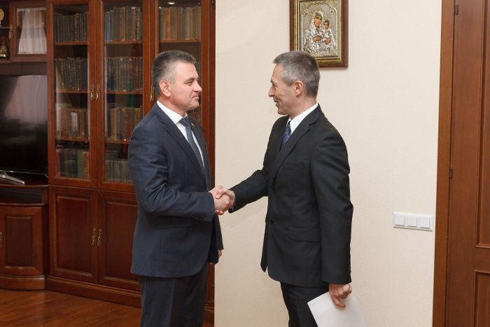 Красносельский: Модель разделения Чехословакии важна для Приднестровья
