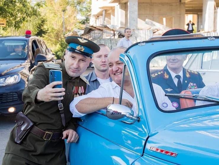 Foto Dumitru Alaiba la RFI: Poliția refuză să-i aplice amenzi lui Dodon 2 24.07.2021