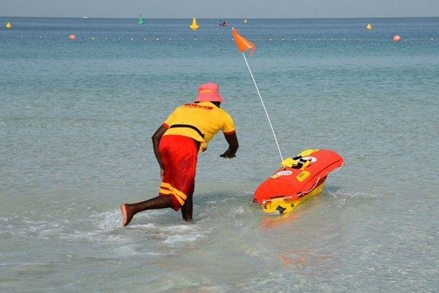 В Объединенных Арабских Эмиратах на пляже появятся роботы