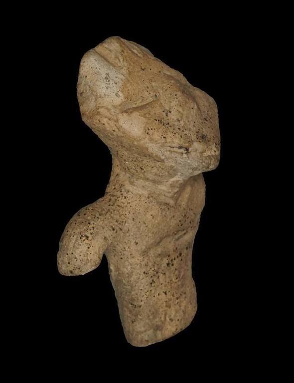 Археологи обнаружили невероятную фигурку человека возрастом семь тысяч лет