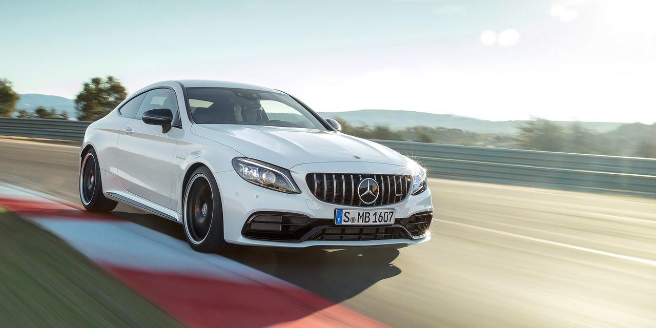 Быстрейший Mercedes C-Class превратят в гибрид