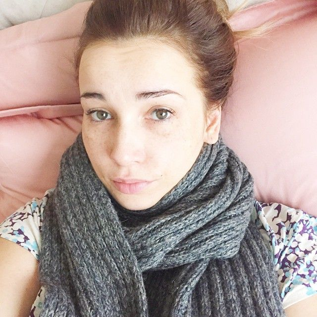 Чехова без макияжа фото