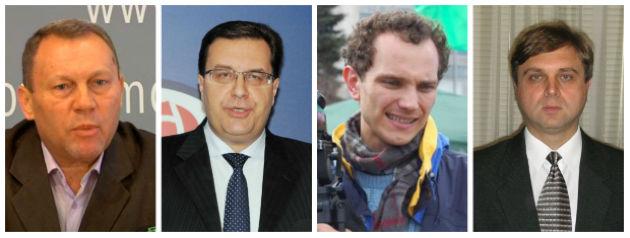 Четыре потенциальных кандидата в президенты посетили сегодня ЦИК