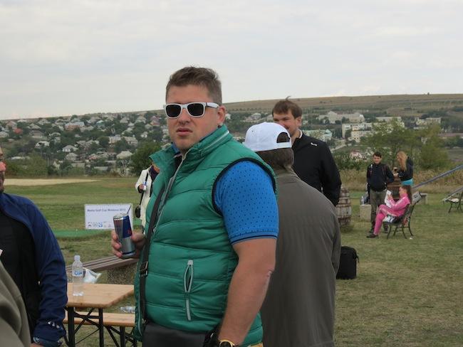 гольф в молдове, гольф