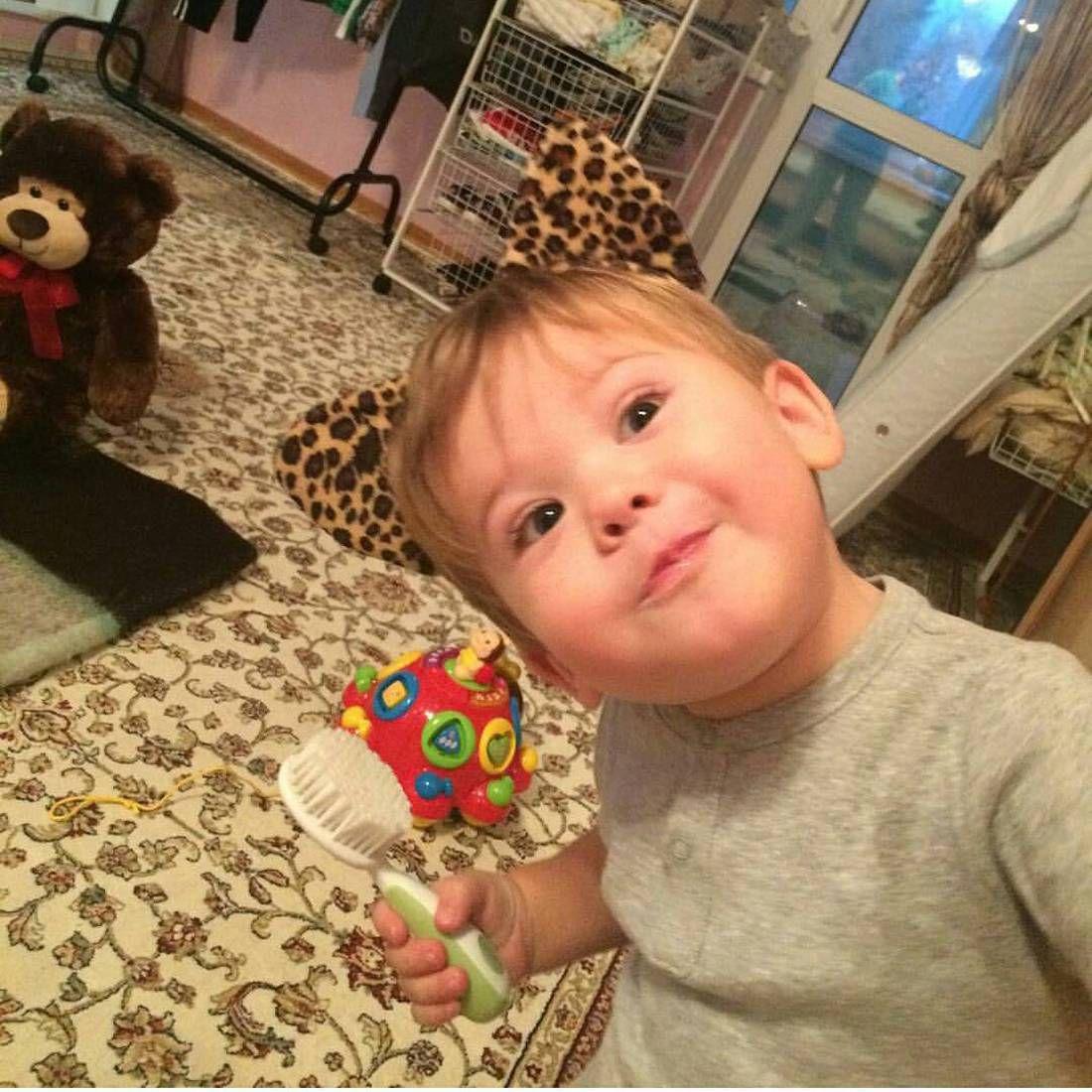 Стала раком для внука 3 фотография