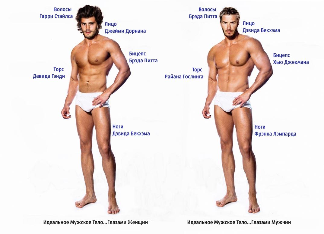 писка мужчины и женщины