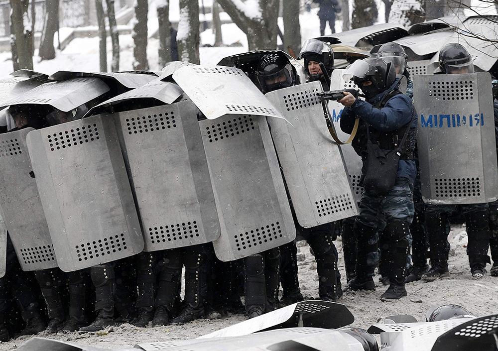 украина, евромайдан