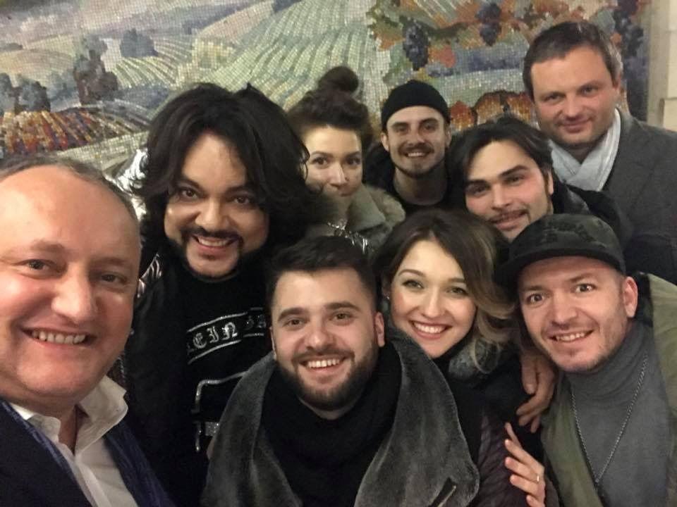 На «Евровидении» прозвучит песня Киркорова. «Обещаю— мынеподведем!»