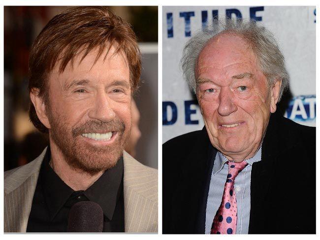 актеры, возраст