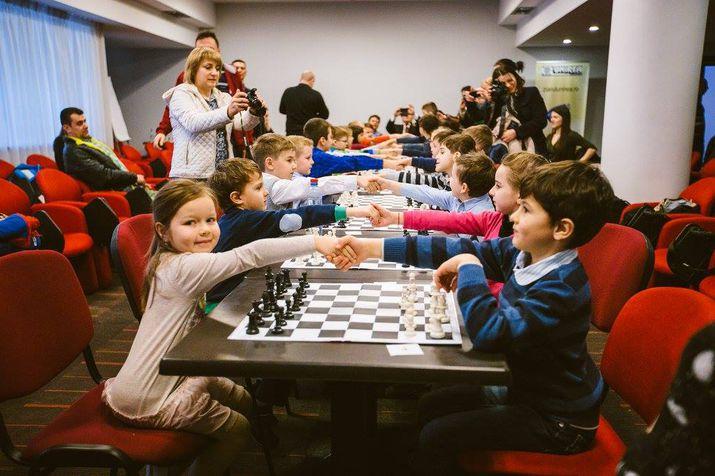кишинев, национальная шахматная академия молдовы