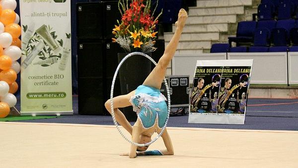 николета дулгеру, ритмическая гимнастика