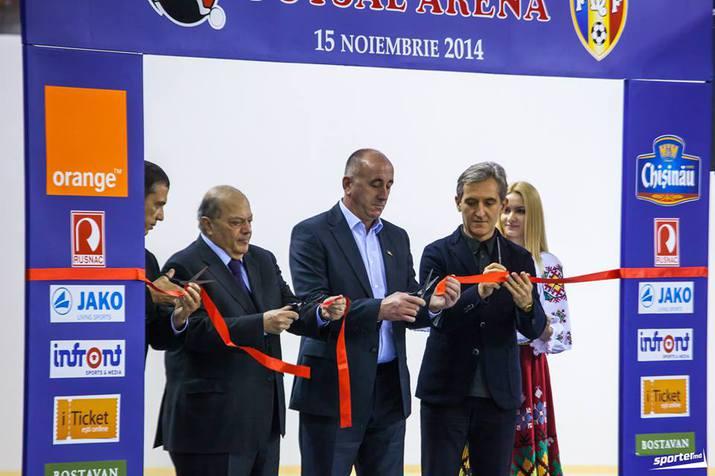 федерация футбола молдовы, павел чебану