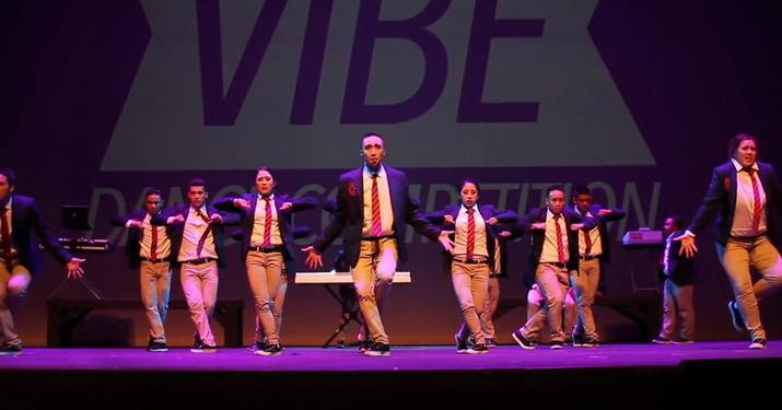 танцевальный коллектив, vibe