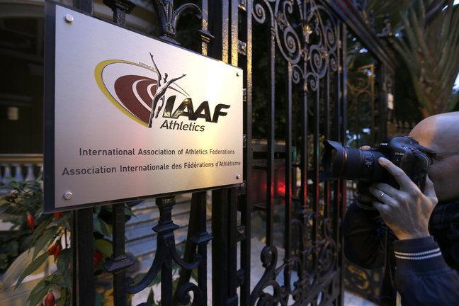 российские легкоатлеты, допинговый скандал в россии