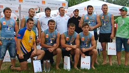 пляжное регби, usefs gold team